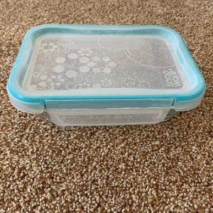 Snapware rectangle 2 cup container